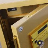 디지털 자물쇠 Champagne 금 Seriers Fdx A1/D 70-Y를 가진 안전 가정 안전한 상자