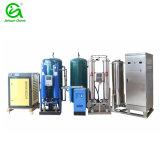 Máquina industrial del ozono del tratamiento de aguas de enfriamiento de 300 gramos