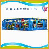 Спортивная площадка превосходного цены конструкции самого лучшего крытая для детей (A-15363)