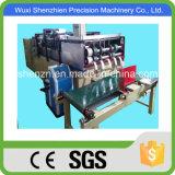 Línea de producción de bolsas de papel de alta velocidad de varias válvulas