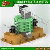 De industriële Kleine Maalmachine van het Metaal, de Machine van de Ontvezelmachine van de Schroot, Aluminium kan de Machine van het Recycling van de Maalmachine