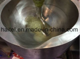 De alta calidad de acero inoxidable de electricidad de calefacción de azúcar de cocinar