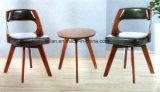 단단한 나무 프레임 (LL-BC057)를 가진 상업적인 의자 바 의자