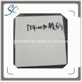 Scheda Rewritable in bianco stampabile di basso costo RFID del commercio all'ingrosso 2016 della fabbrica di Shenzhen