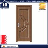 Modèle intérieur en bois de porte de pièce de pin/chêne/teck