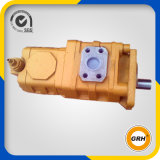 Pompe à engrenages hydraulique à haute pression de la pompe de pétrole de vitesse double Cbk1020-08alh