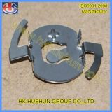 China OEM Customized Hardware Precisão Stamping Parts (HS-SM-0018)