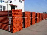 構築の安全な耐久の足場鋼鉄支柱