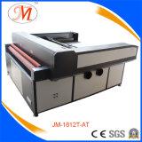CO2 Laser-Scherblock mit automatischem führendem Regal (JM-1812T-AT)