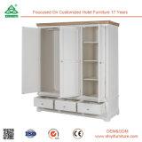Легк-к-Доступ сползая шкаф ткани ящиков, шкаф мебели сходной цены, самомоднейший шкаф мебели спальни Ddesign