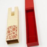 Caixa de presente extraível do cartão do papel de embalagem Da gaveta para a jóia (J56-D)