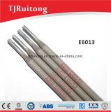 E6013 acero al carbono electrodo de soldadura Aws