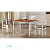 Cadeira de jantar de madeira elegante para o café do restaurante (HW-011C)