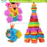 Presente de aniversário mega do festival de Xms do brinquedo das crianças de Bunchems dos miúdos