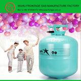 Бак гелия цилиндра газа воздушного шара устранимый