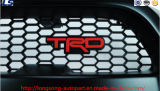 OEM de Zwarte Echte VoorGrill van de Stijl Trd voor Toyota Hilux Revo 2016