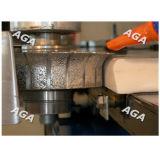 De Rand Pools van de steen/de Machine van het Profiel voor Graniet/de Marmeren Rand van Plakken (MB3000)