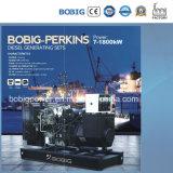 merk 600kw 750kVA Bobig met Stille Open van Soundprood van de Generator van de Motor Perkins