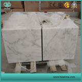 Китай отполировал хонингованные Statuary белые мраморный плитки