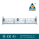 Plate-forme suspendue provisoire en aluminium d'enduit de jet Zlp800