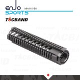 Tacband M16 resistente Quadguard carriles del flotador libre W/Picatinny de 10 pulgadas