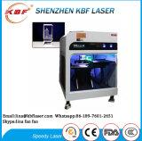 3D 최신 판매를 위한 안 수정같은 녹색 Laser 표하기 조판공 기계