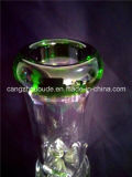 Vidro de vidro colorido da tubulação de fumo da tubulação de água A054