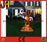 Árbol inflable modificado para requisitos particulares de Víspera de Todos los Santos, decoración inflable de Víspera de Todos los Santos para la venta