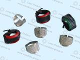 Cilindro porta caratteri di cucito 0334, strumento di cucito del metallo di alta qualità della Cina