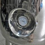 Tanque de mistura magnético do aquecimento de vapor do aço inoxidável