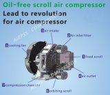 Compresor de aire sin aceite de Airpss