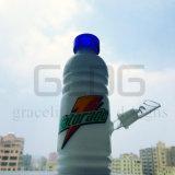 Труба бутылочного стекла Hatorade Dabway бутылки питья Gldg куря