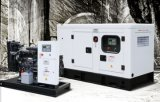 De Elektrische Generator Eerste die 48kw/60kVA 66kVA/52.8kw van Kanpor Kpp66 door de Britse Perkins Stille Generator 1104A-44tg1 wordt aangedreven van de Motor 1104A44tg1