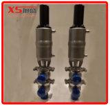 Клапаны Mixproof нержавеющей стали T12 76.2mm гигиенические с CIP берут