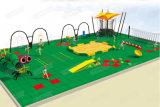 Het openlucht Skateboard van de Speelplaats