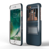 iPhone 7のための印刷された電話箱