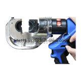 Инструмент гидровлических плоскогубцев Ez-400 120kn бесшнуровой гидровлический гофрируя для 4 AWG - проводник 800 Kcmil