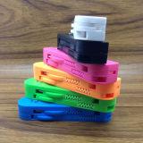 cable multi suizo de la carga del USB del cuchillo de ejército 3in1 Micro/8pin/30pin