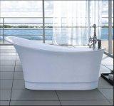 vasca da bagno indipendente moderna di 1600mm (AT-0918)