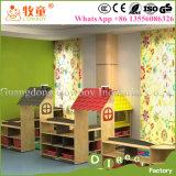 Der Möbel-handgemalten Kinder der preiswerten Kinder Tisch und Stühle für Montessori Schule