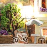Популярная Handmade красивейшая дом куклы DIY