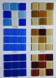 Mosaico chino de Chiap del azulejo azul de la piscina
