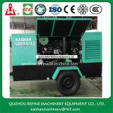 Kaishan LGCY-9/14高圧トレーラーによって取付けられる携帯用ねじ空気圧縮機