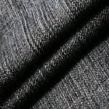 Tessuto nero del denim di sconto di alta qualità per i jeans