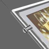 スリムな水晶LEDのライトボックス