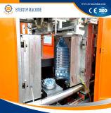 A máquina de molde plástica eficiente do sopro do frasco conserva a energia