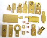 Precisión de la placa de cobre del OEM que estampa la parte