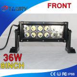36W 8inch LED Arbeits-Licht nicht für den Straßenverkehr ATV