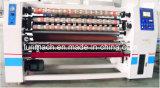 Schottisches Band, welches die Zeile/Selbstgummi-Band aufschlitzen Rückspulenmaschine aufschlitzt