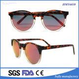 2017 Großverkauf Soem-Polycarbonat-Entwurfs-Schildkröten-Form Polorized Sonnenbrillen